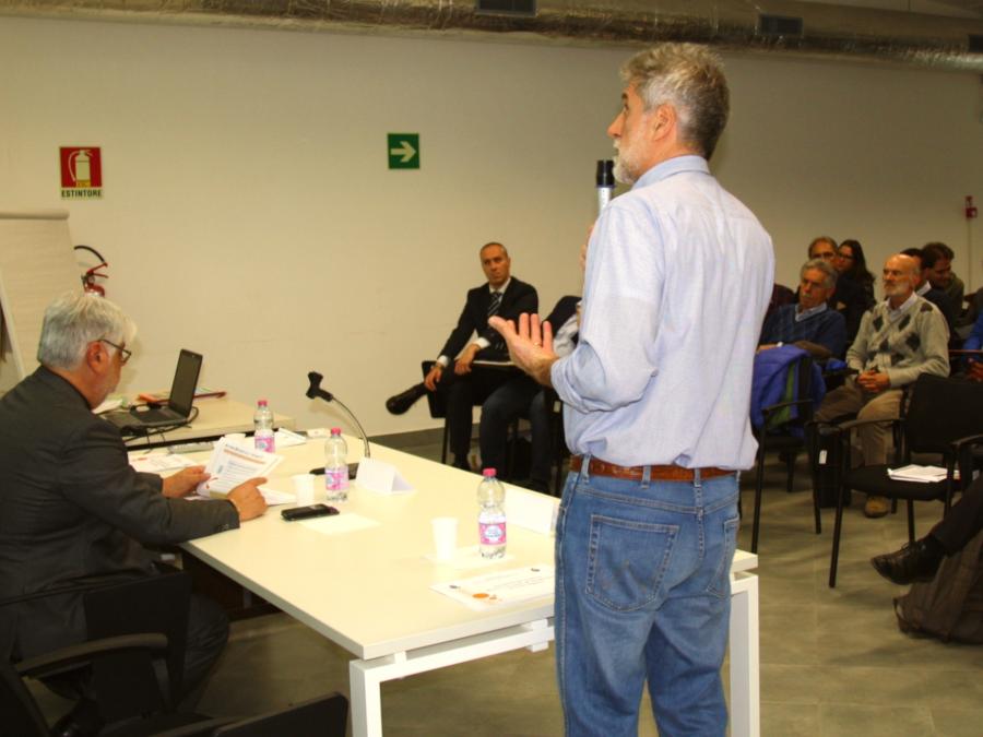 conferenza presentazione Bando Attract San Giorgio Bigarello